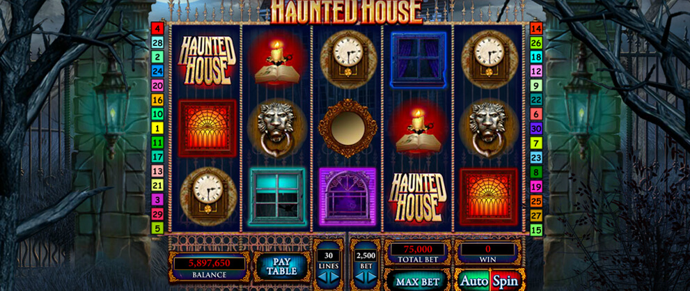 Spiele Haunted House - Video Slots Online